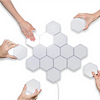 Quantum Touch Hexagon Wall Light PennySays