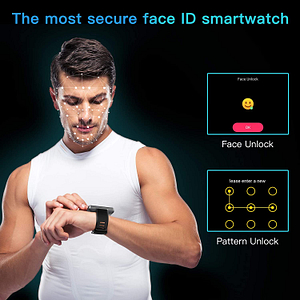 DM100 Big Smartwatch