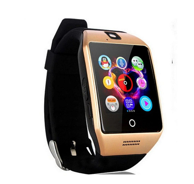 q18 smartwatch gold