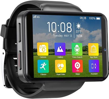 DM101 Smartwatch Hazzler